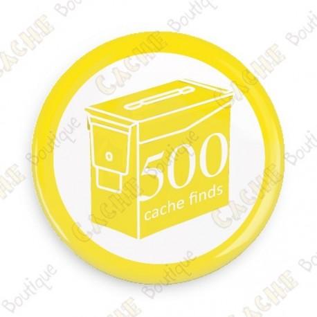 Geo Score Chappa - 500 finds