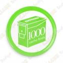 Geo Score Crachá - 1000 finds