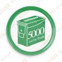 Geo Score Button - 5000 finds