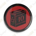 Geo Score Badge - 10 Hides