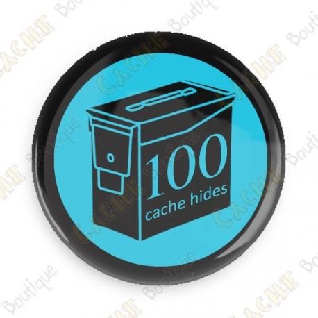 Geo Score Badge - 100 Hides