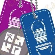 Custom Travel tag