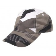 Camouflage cap - Grey