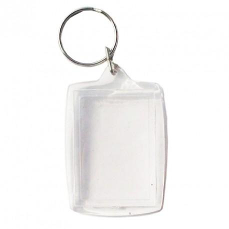 Porte-clés à personnaliser - Rectangle