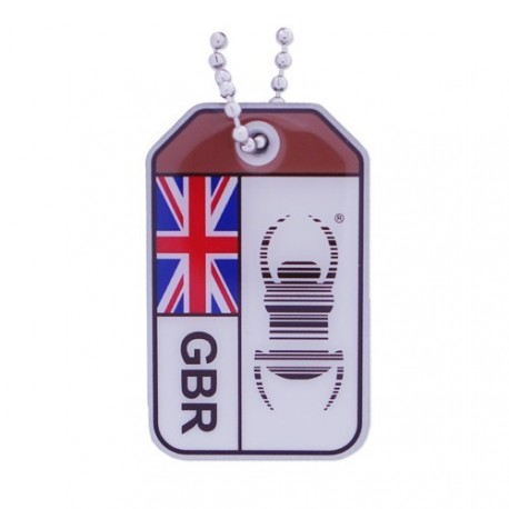 "Travel Bug ""Origins"" - Royaume-Uni"