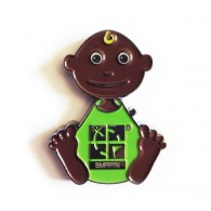 "Geocoin ""Baby"" - Mamadou Limited Edition"