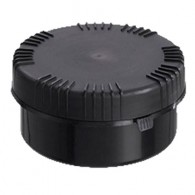 Black watertight can - 300ml