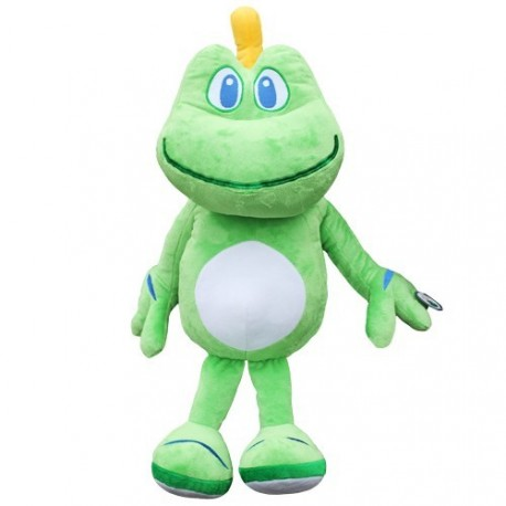 Peluche Signal the Frog XL - Cache Boutique