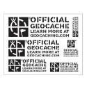 "Plantilla ""Official Geocache"" - Groundspeak"
