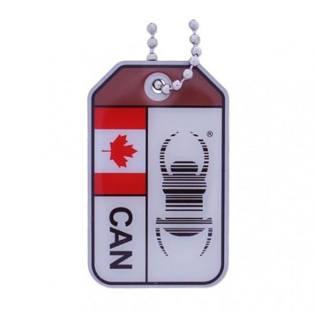 """Travel Bug """"Origins"""" - Canada"""