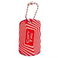 Copy Tag - Double tag - Vermelho