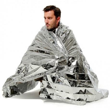 Cobertor de emergência