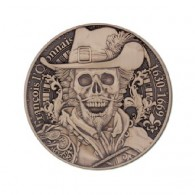 "Géocoin ""Talk Like a Pirate "" - Limited Edition"