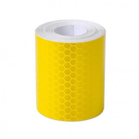 Fita reflexiva - Amarelo