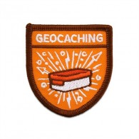"Patch Geocaching ""Scout"""