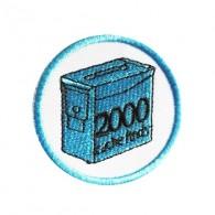 Geo Score Parche - 2000 Finds