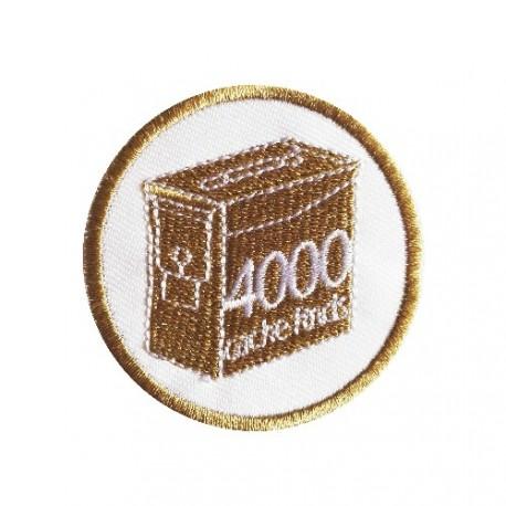 Geo Score Parche - 4000 Finds