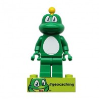Personnage LEGO™ trackable - Signal the Frog®