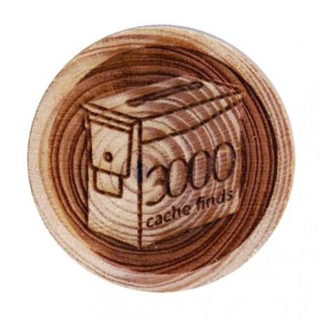 Geo Score Woody - 3000 Finds