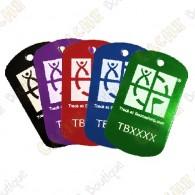 Traveler personnalisé - Format TB avec code existant