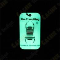 QR Travel bug - Glow in the dark