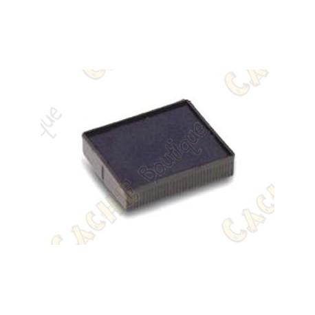 Almohadilla de tinta para sello cuadrado 20mm