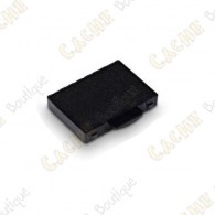 Replacement inkpad for 17mm pocket stamp