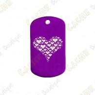 """Traveler """"Full of Love"""" - Purple"""