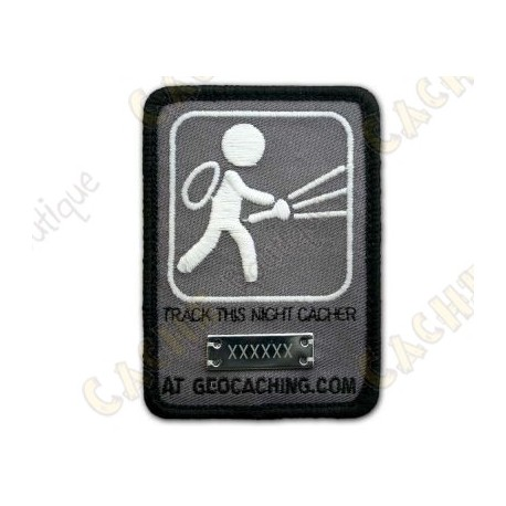 """Patch trackable """"Night Cache"""""""