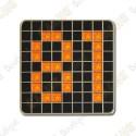 "Geocoin ""81 Grid"""
