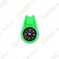 Mini compass - Green