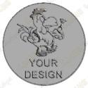 Huella 100% personalizada por sello