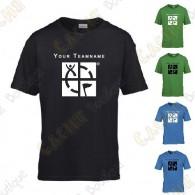 Camiseta con Teamname, Niño
