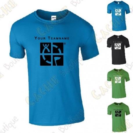 T-Shirt avec votre Pseudo, Homme - Cache Boutique