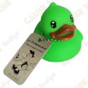 Pato con la cadena - Tamaño L