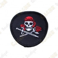 "Patch ""The Lost Treasure of Mary Hyde"""