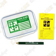 "Kit ""Official Geocache"" - Small"