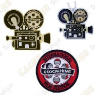 """Pack """"GIFF"""" 2017 - Géocoin + Patch"""