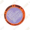 "Geocoin ""I love Wherigo"" - Copper"
