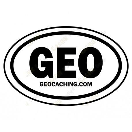 Sticker GEO para veículo