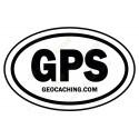 Sticker GPS para vehículo
