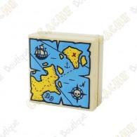 Carte pirates LEGO™ trackable