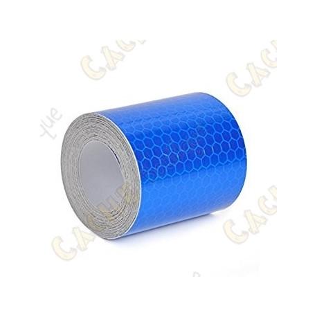 Fita reflexiva - Azul