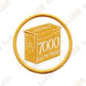 Geo Score Parche - 7000 Finds