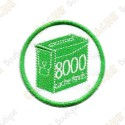 Geo Score Parche - 8000 Finds