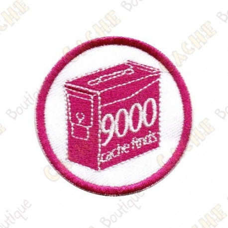 Geo Score Parche - 9000 Finds