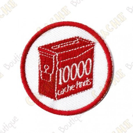 Geo Score Parche - 10 000 Finds