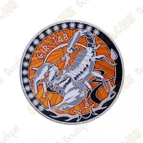 "Géocoin ""Zodiac"" - Scorpion"