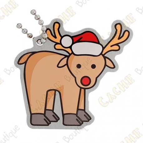 "Traveler ""Rudolph the Reindeer"" - Cache Boutique"