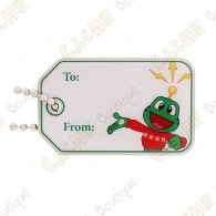 "Traveler ""TO / From"" Signal the Frog®"